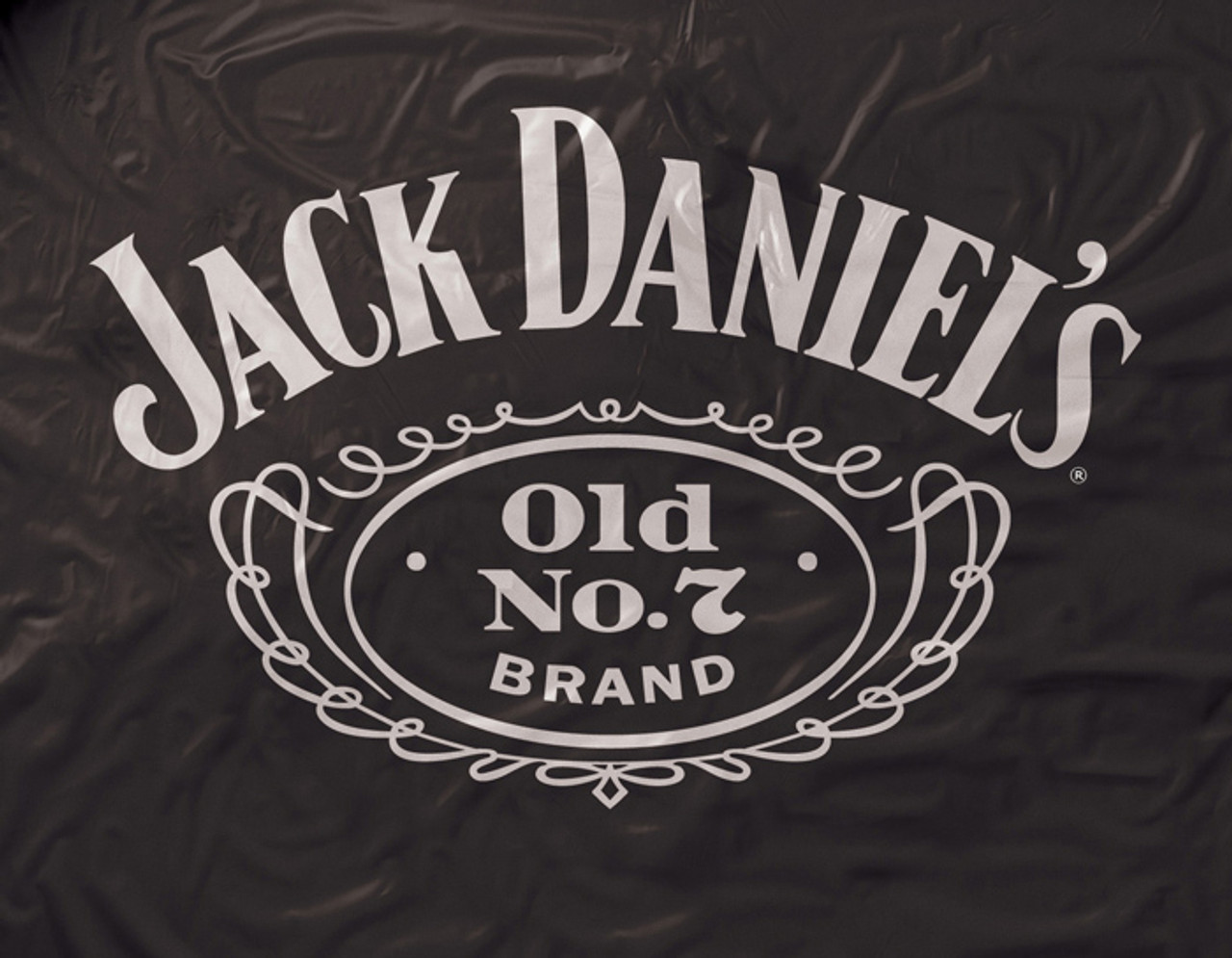 Jack Daniels Black Vinyl Pool Table Cover Ozone Billiards - Jack daniels pool table