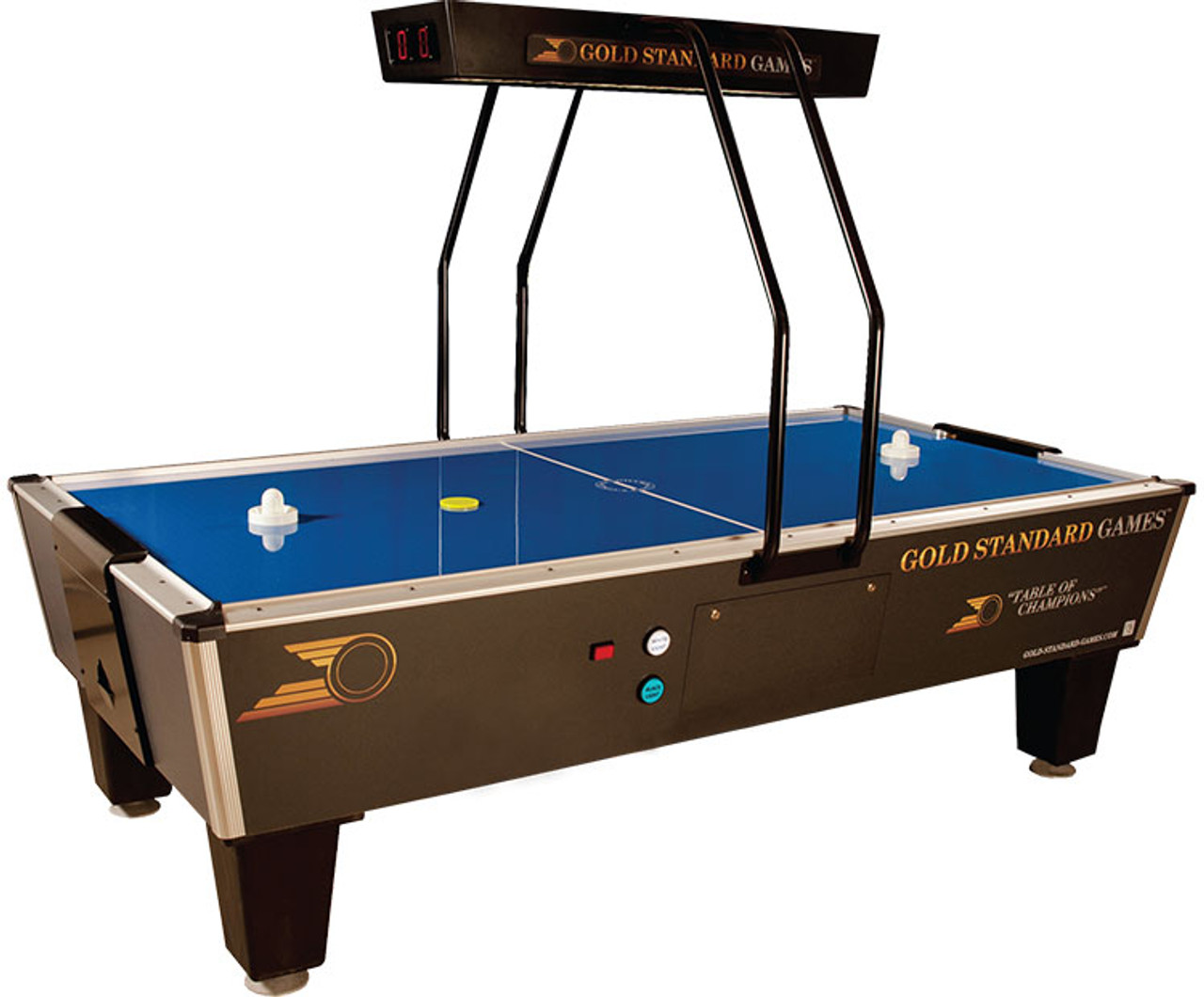 Gold Standard Games Air Hockey Tables   Tournament Pro Elite
