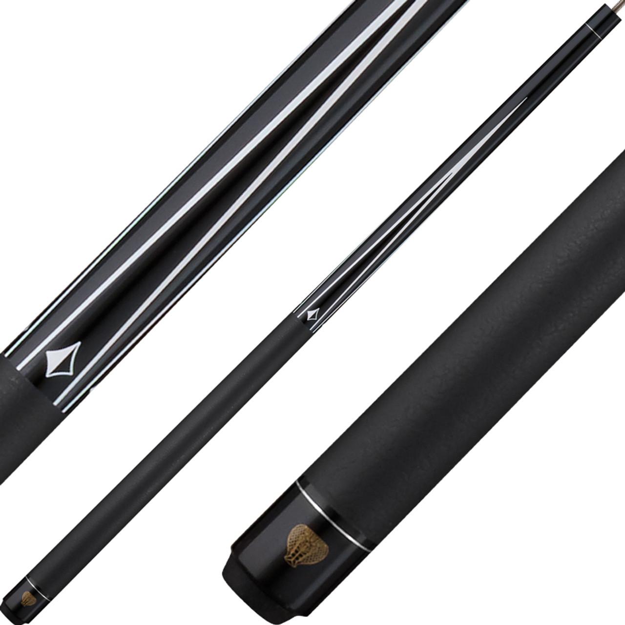 Viper Cue Diamond Black Finish Ozone Billiards