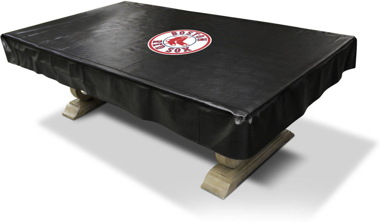 Charmant Boston Red Sox Pool Table Cover
