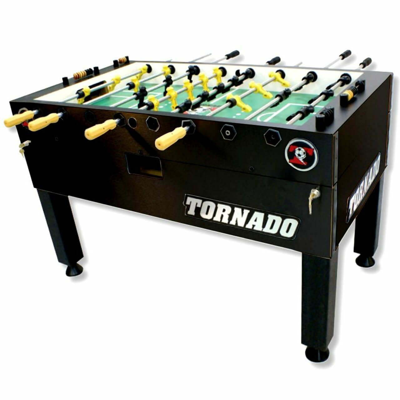 Tornado T 3000 Foosball Table Black