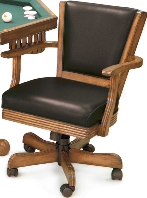 Imperial Game Chair   Antique Walnut