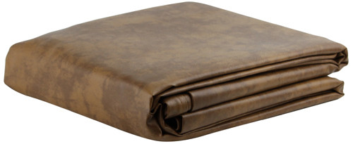 Ozone Saddle Leatherette Pool Table Cover - 8.5 Foot