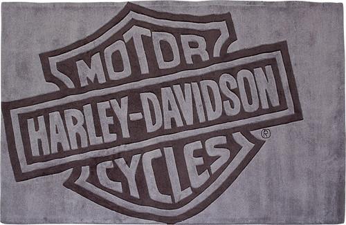 Harley Davidson Area Rug 8 X 5 Ozone Billiards