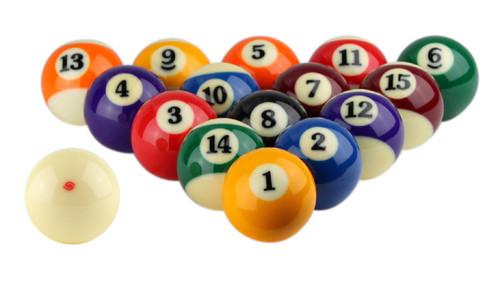 Super Aramith Pro Pool Balls Ozone Billiards
