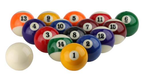 Ozone Pool Balls Standard Set Ozone Billiards