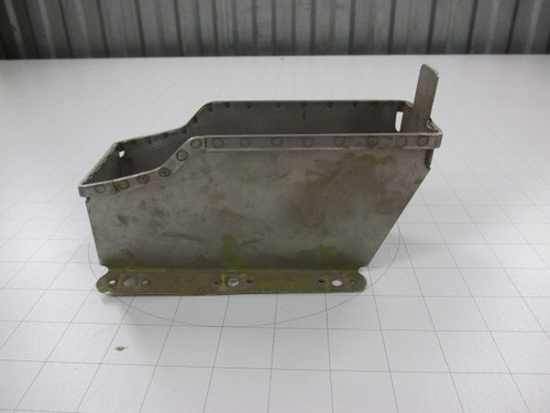 106-61111 Chute Assembly - Wing Fixed Center Gun Case Ejection - P-51 Mustang