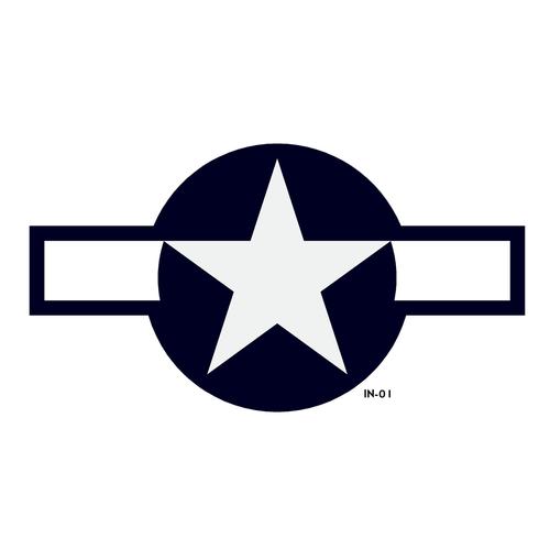 IN-01 USAAF Insignia