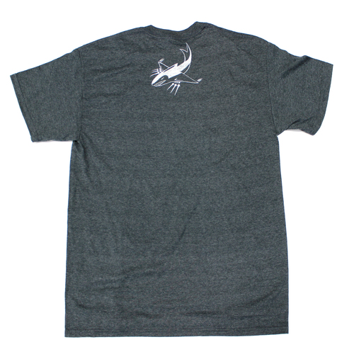 Lope's Hope 3rd Tee - Charcoal - Back