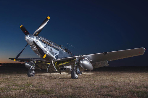 P51C Mustang Lopes Hope 3rd