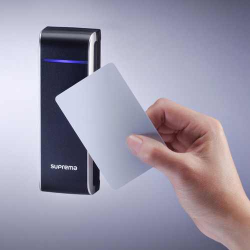 Suprema X Pass Card Use