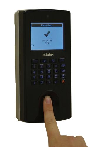 ACTAtek with Fingerprint Access