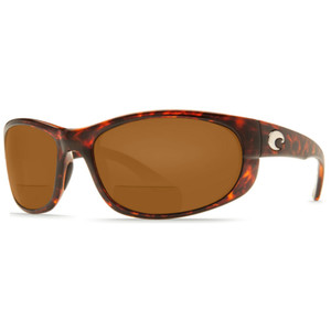 Costa Del Mar C-Mates Bifocals HOWLER Polarized Sunglasses