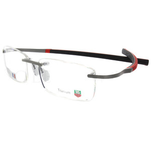 Tag Heuer SPRING RUBBER TH0344 Eyeglasses
