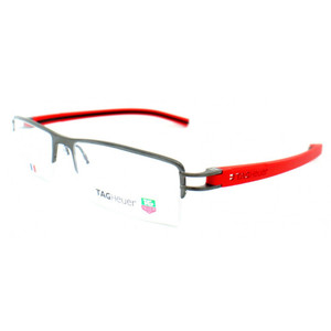 Tag Heuer TRACK S SEMI-RIMMED TH7623 Eyeglasses