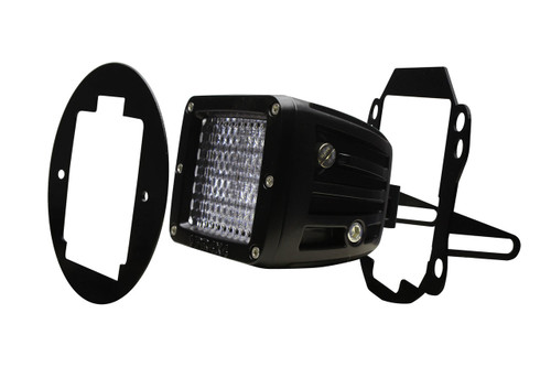 VPR Bracket replacement to 2″ LED light VPR-BL-R2OE