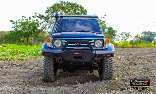 LAND CRUISER FRONT ULTIMA BUMPER PD-096