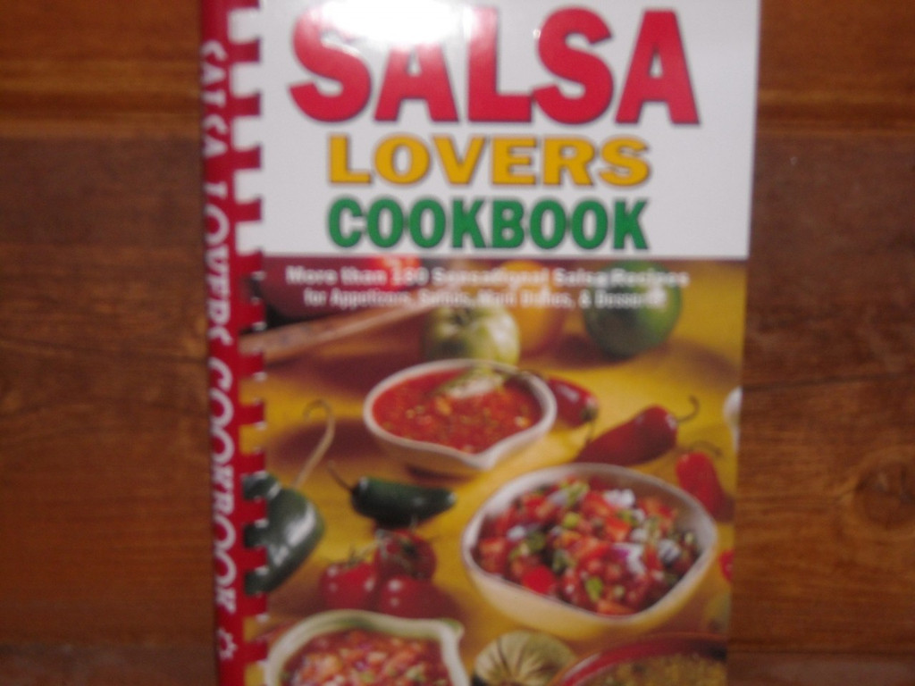 Salsa Lovers Cookbook