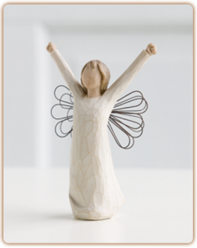 Courage Willow Tree Angel