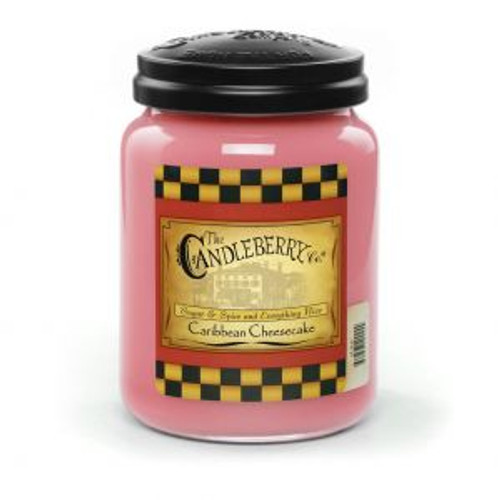 Caribbean Cheesecake Candleberry Candle