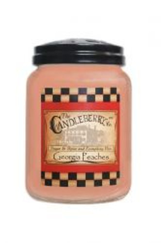 Georgia Peaches Candleberry Candle
