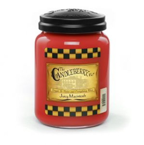 Juicy Macintosh Candleberry Candle