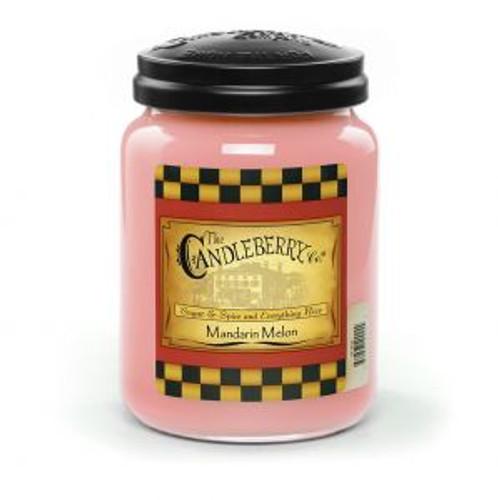 Mandarin Melon Candleberry Candle