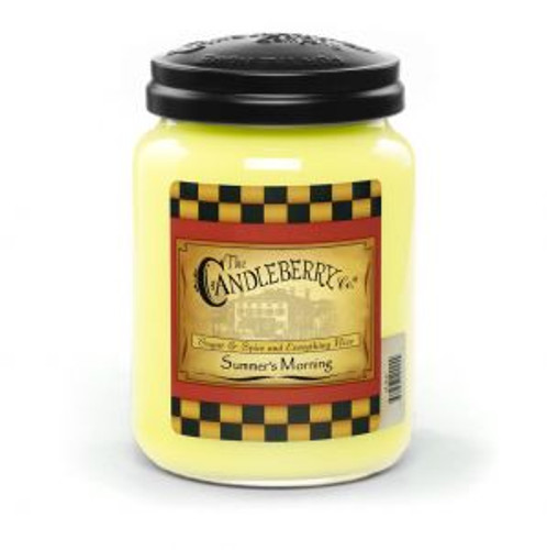 Summer's Morning Candleberry Candle
