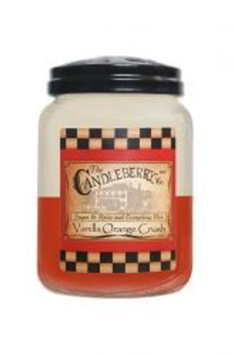 Vanilla Orange Crush Candleberry Candle