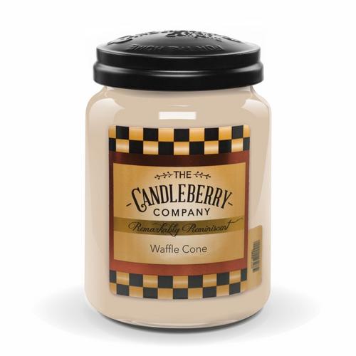 Waffle Cone Candleberry Candle