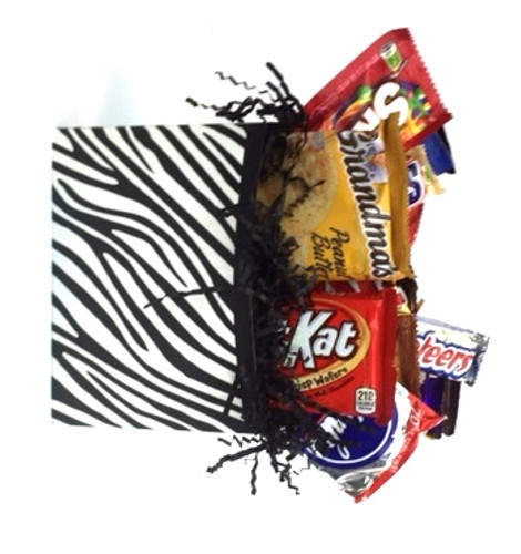 Wild Thing Snack Basket