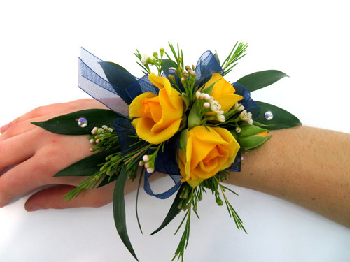 Classic Prom Corsage