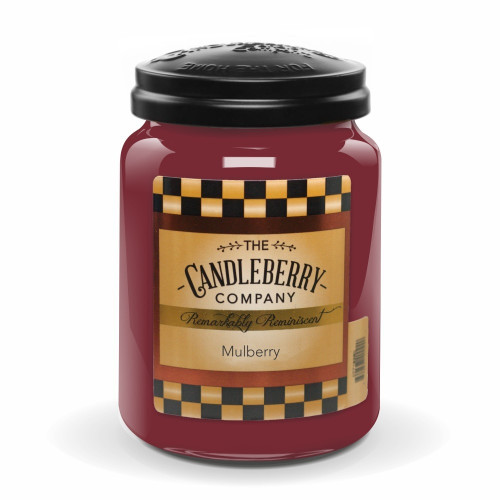 Mulberry Candleberry Candle