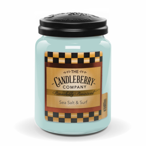 Sea Salt & Surf Candleberry Candle