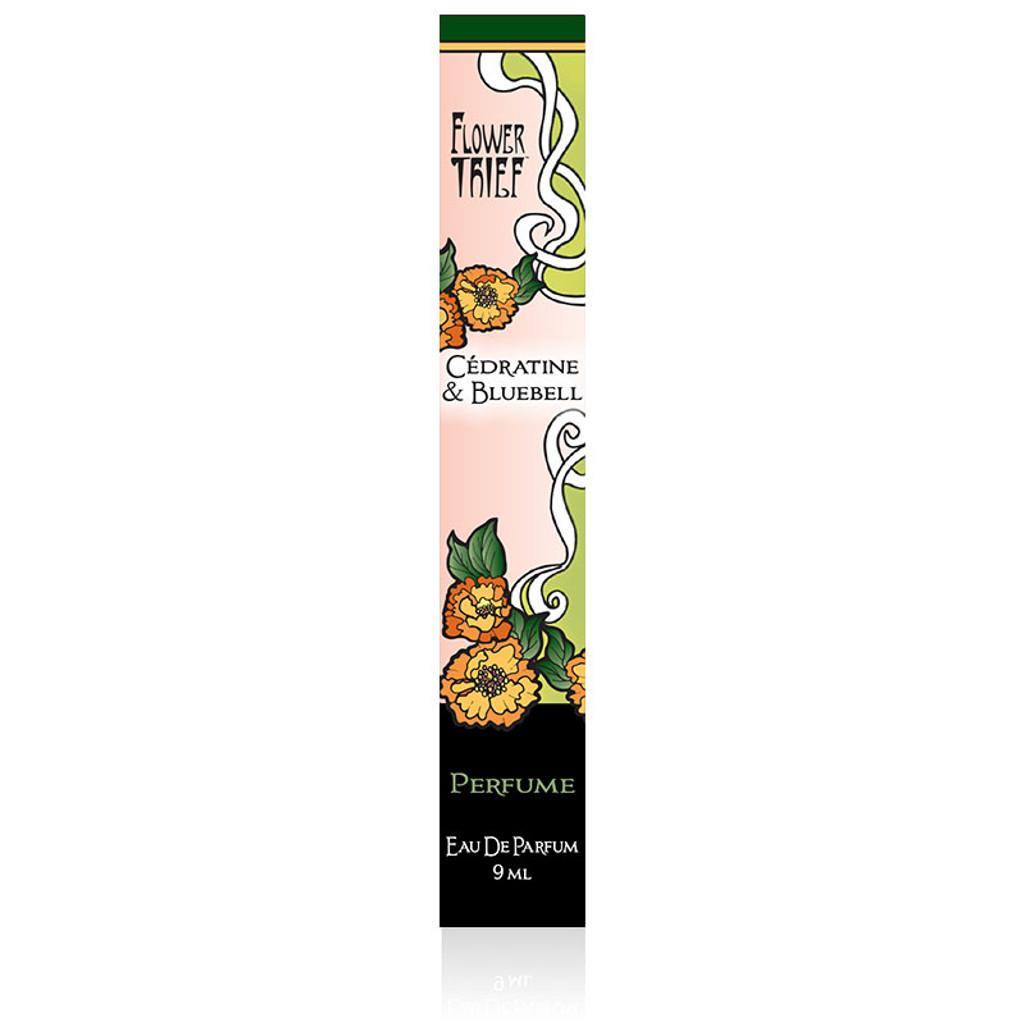 Flower Thief -Cedratine & Bluebell Perfume Box