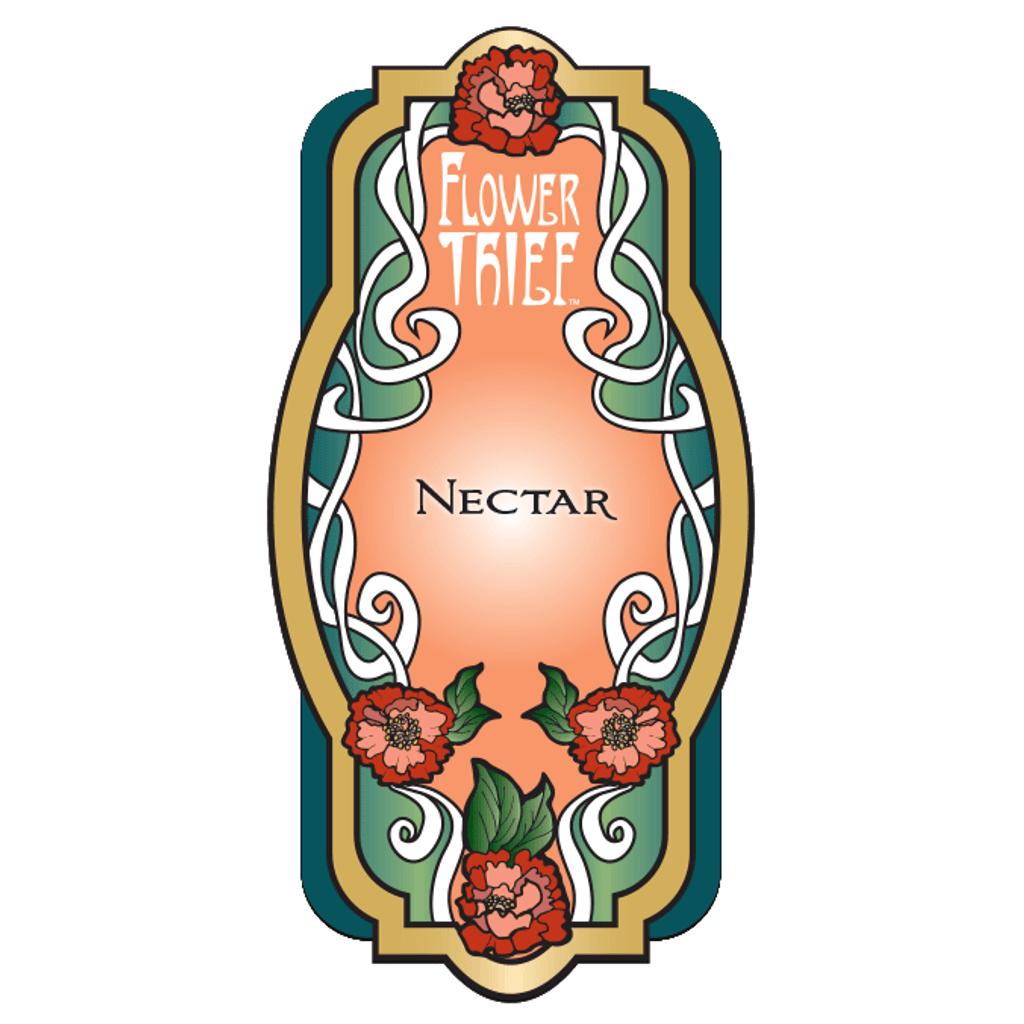 Flower Thief - Nectar Perfume Label