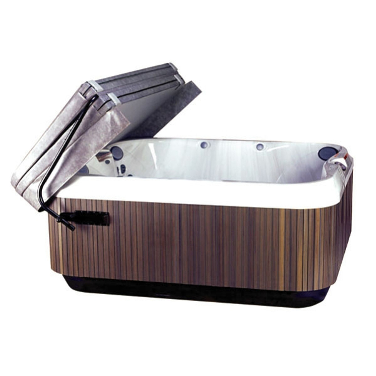 com spa spadepot covermate under lift tub cover a lifter mount hot ii