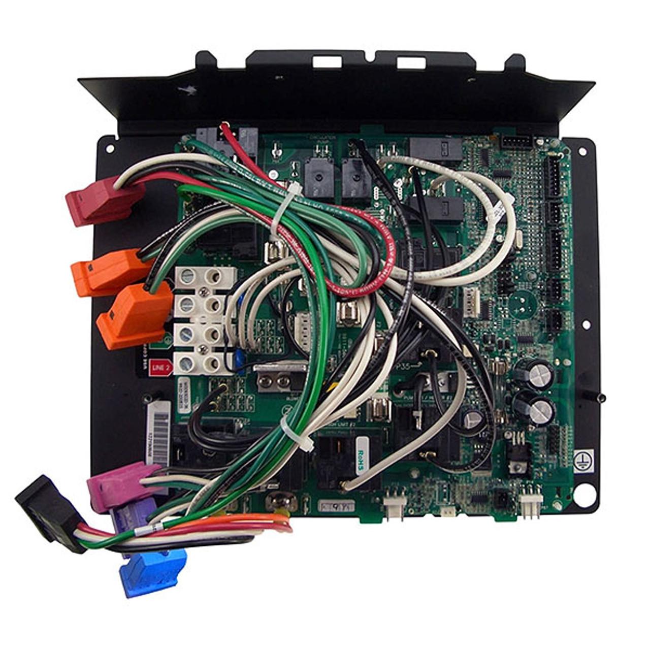 gecko circuit board wiring diagram