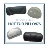 Replacing Your Hot Tub Pillows