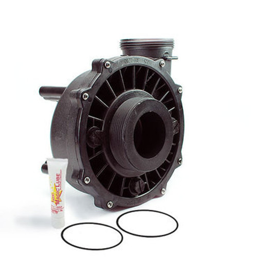 "Waterway Executive 48, 2hp Spa Pump Wet End, 2.5"" In 2"" out"