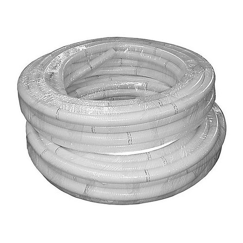 "25' Roll 2"" PVC Flex hose for pools and hot tubs"