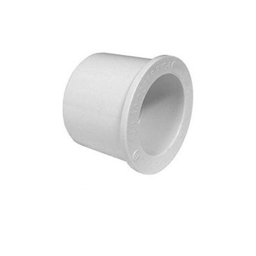 """White PVC Plug 1-1/2"""" for Hot Tub Plumbing"""