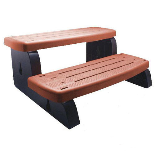 "Waterway 33"" Spa Step - Redwood"