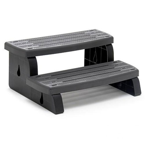 "Waterway 33"" Spa Step - Graphite"