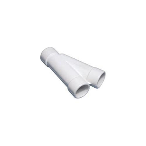 Waterway PVC 22 ½° Wye – 1″ S x 1″ S x 1″ S