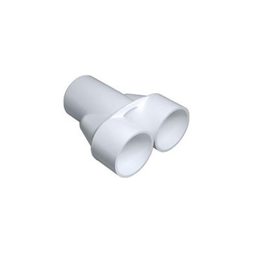 """Waterway PVC Wye Manifold - 2"""" S x 2"""" S x 2"""" S"""