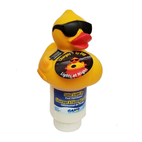 Derby Duck Lighted Chlorinator