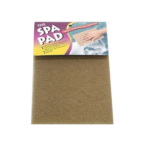 Spa Pad - Eco Friendly Crushed Walnut Scrubber