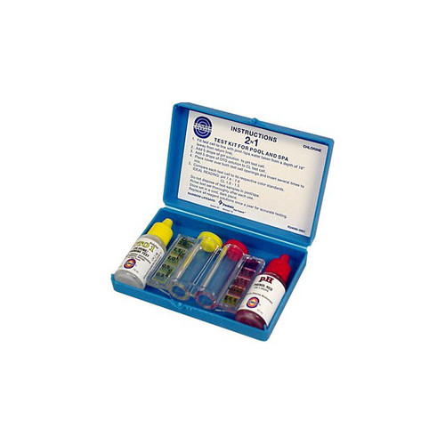Pentair Chlorine & pH 2-in-1 Test Kit