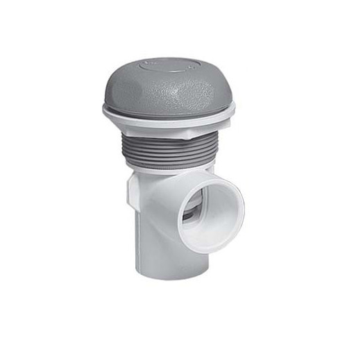 "600-4367 Waterway Valve - 1"" On/Off (Complete Assembly - Grey)"